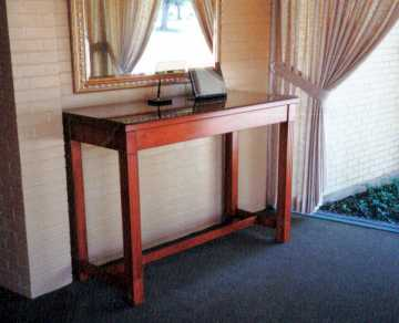 Tables For Foyer